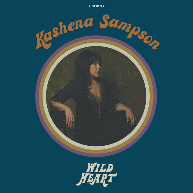 Kashena Sampson - Wild Heart