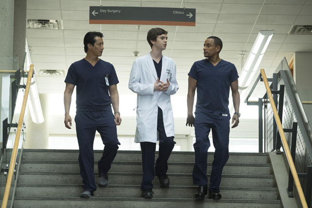 THE GOOD DOCTOR – SEASON 1