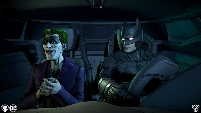 Batman: The Enemy Within - 2x05