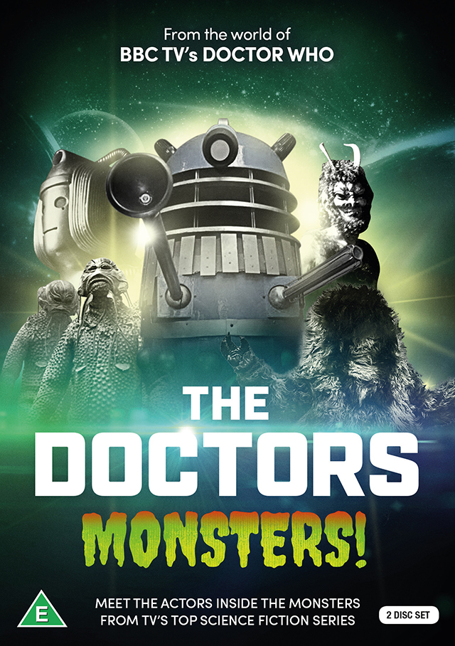 Doctor Who Monsters
