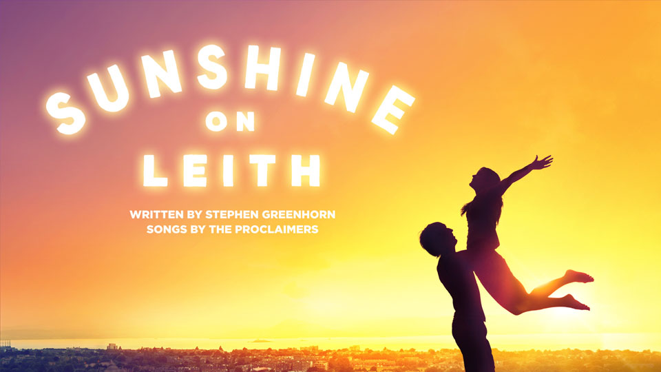 Sunshine on Leith at WYP.