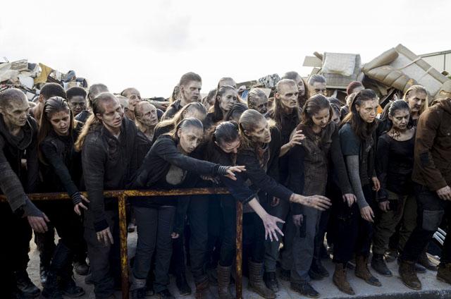 The Walking Dead _ Season 8, Episode 10 - Photo Credit: Gene Page/AMC