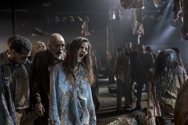 The Walking Dead _ Season 8, Episode 14 - Photo Credit: Gene Page/AMC