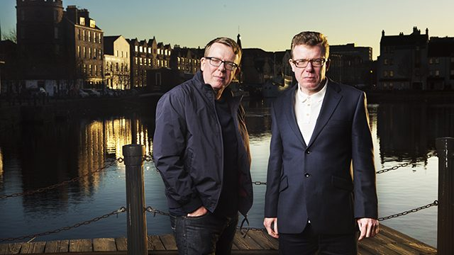The Proclaimers. Credit: Murdo Macleod.