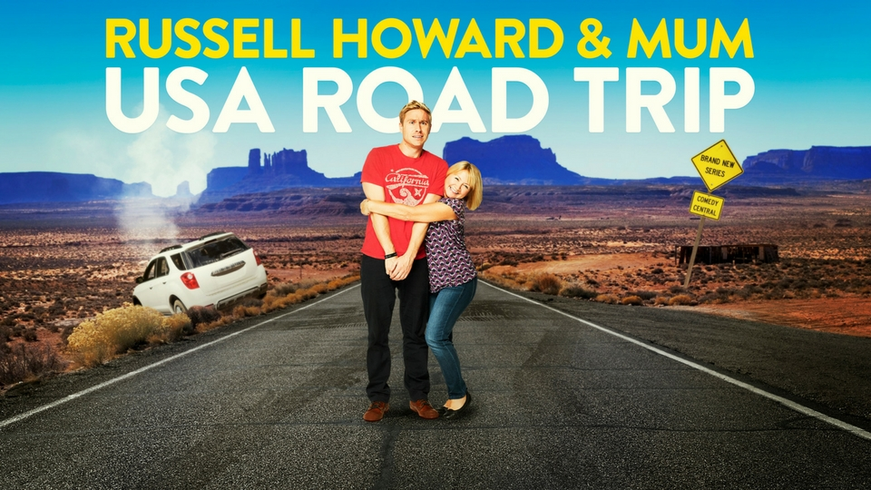 Russell Howard & Mum: USA Road Trip
