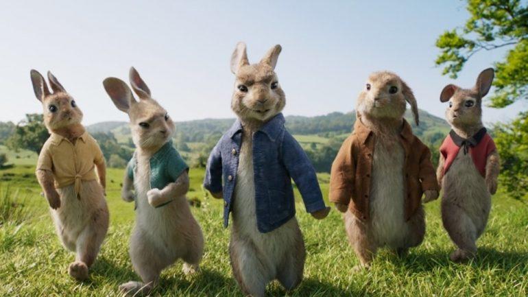 Peter Rabbit Digital, Blu-ray, 4K & DVD release dates set & extras