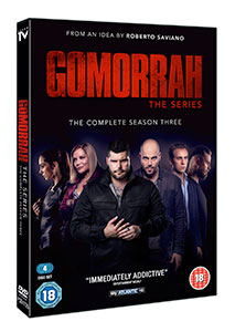 Gomorrah: The Series - The Complete Season Three