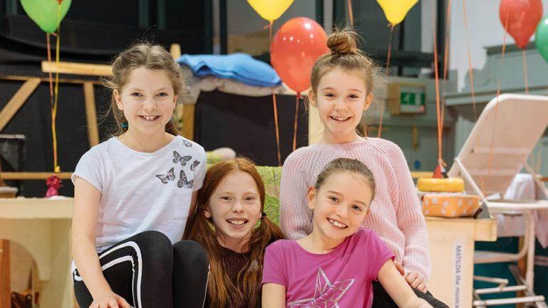 Pibterest Cast Ideas For Kids: New Children's Cast For RSC's Matilda The Musical