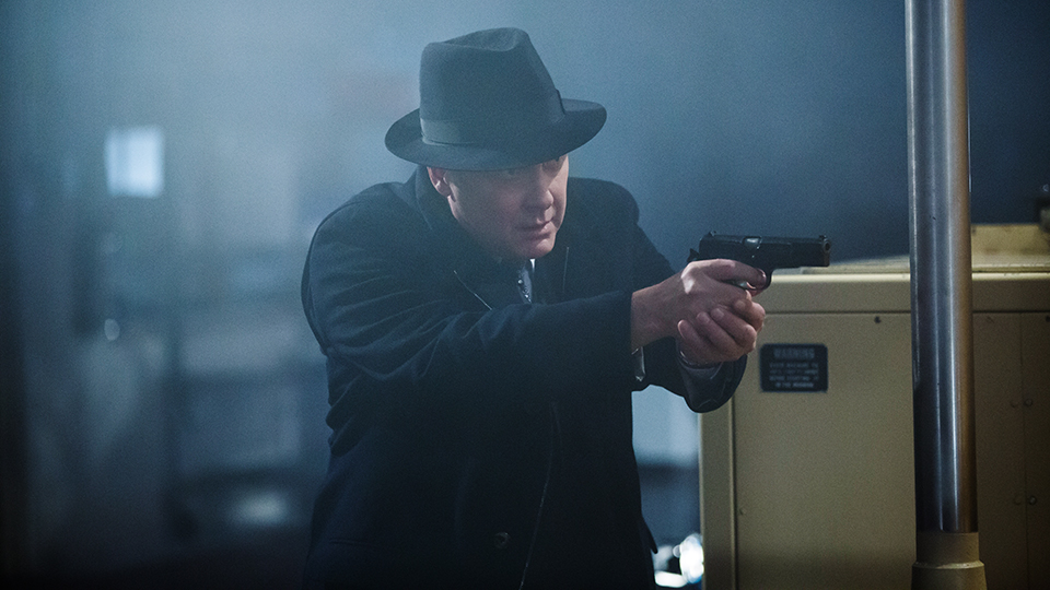 The Blacklist 5x13 The Invisible Hand