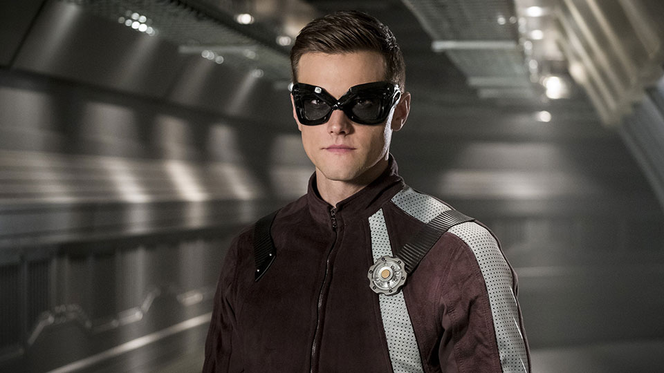 The Flash 4x11 The Elongated Knight Rises