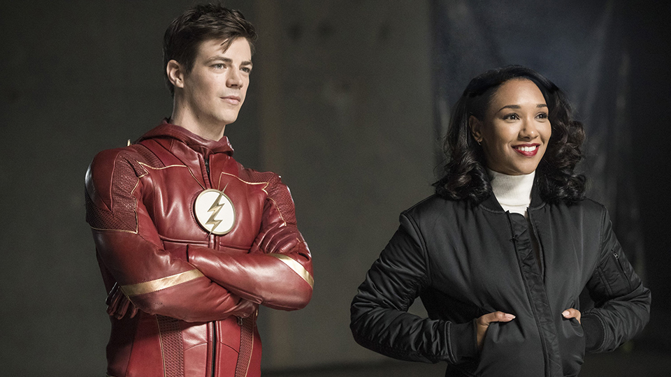 The Flash 4x14 Subject 9