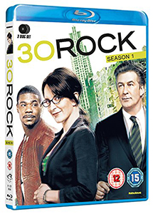 30 Rock Season 1 Blu-ray