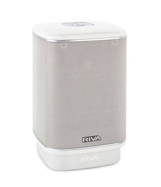 RIVA ARENA with Battery - White- Front