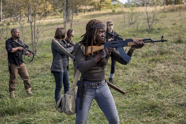 The Walking Dead 8x16