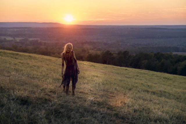 The Walking Dead _ Season 8, Episode 16 - Photo Credit: Gene Page/AMC