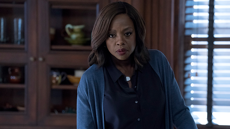 How to Get Away With Murder 4x14 The Day Before He Died