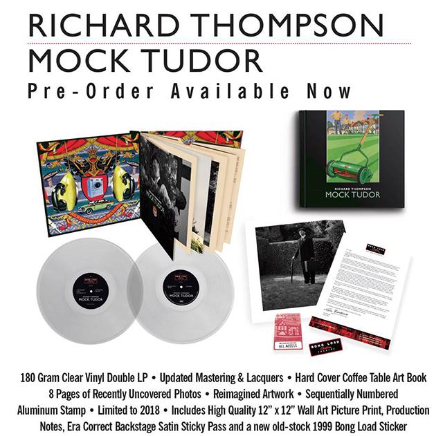 Richard Thompson - Mock Tudor