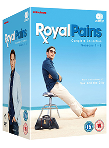 Royal Pains: Complete Collection
