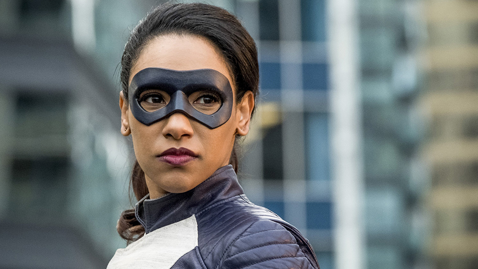 The Flash 4x16 Run Iris Run