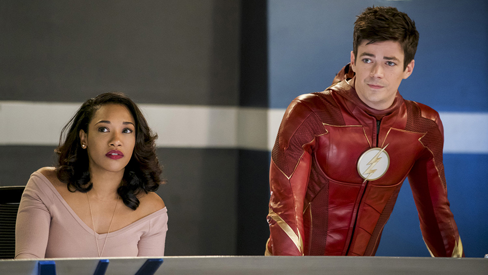 The Flash 4x17 Null and Annoyed
