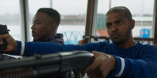 Bulletproof 1x01 preview - Entertainment Focus