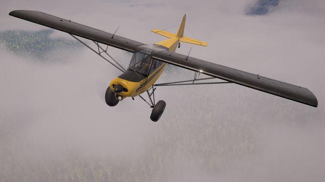 Deadstick: Bush Flight Simulator