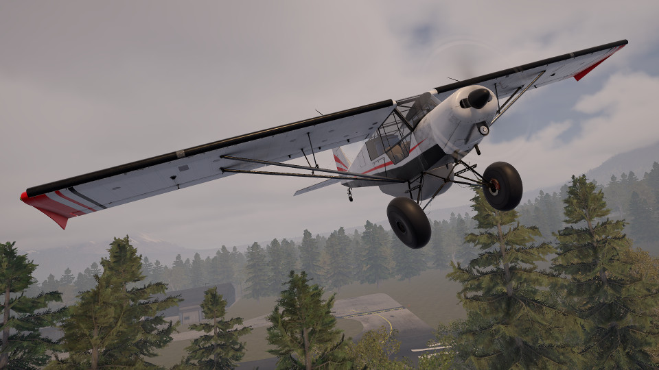 Deadstick: Bush Flight Simulator