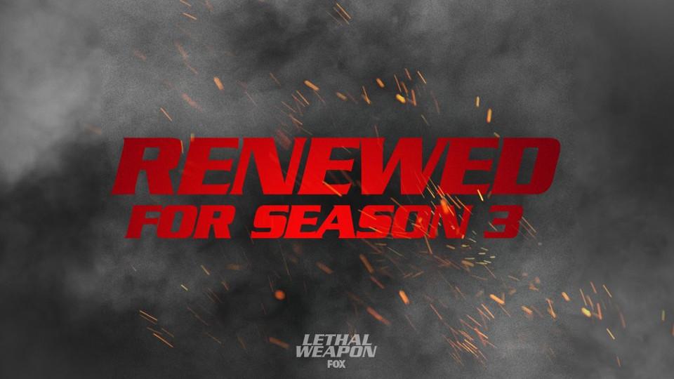 Lethal Weapon season 3