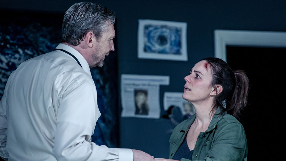The Girl on the Train at West Yorkshire Playhouse