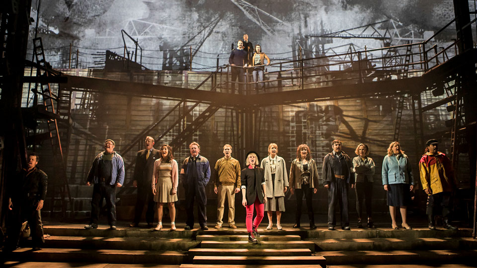 The Last Ship at Leeds Grand Theatre