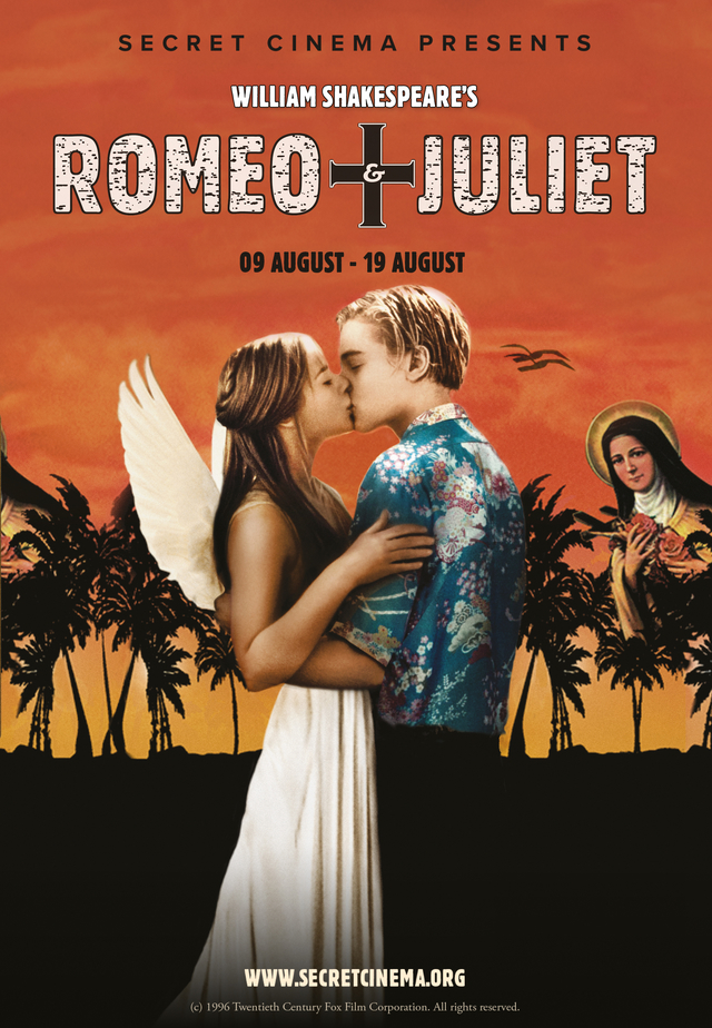 Secret Cinema presents William Shakespeare's Romeo + Juliet