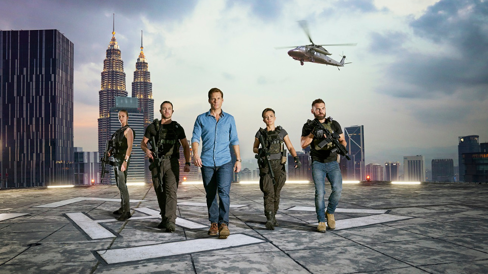 Strike Back - season 7
