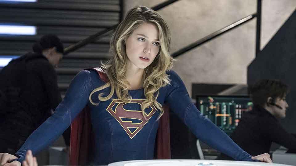Supergirl 3x17 Trinity