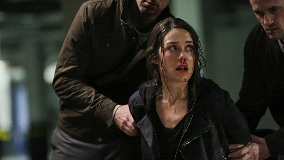 The Blacklist 5x22 Sutton Ross