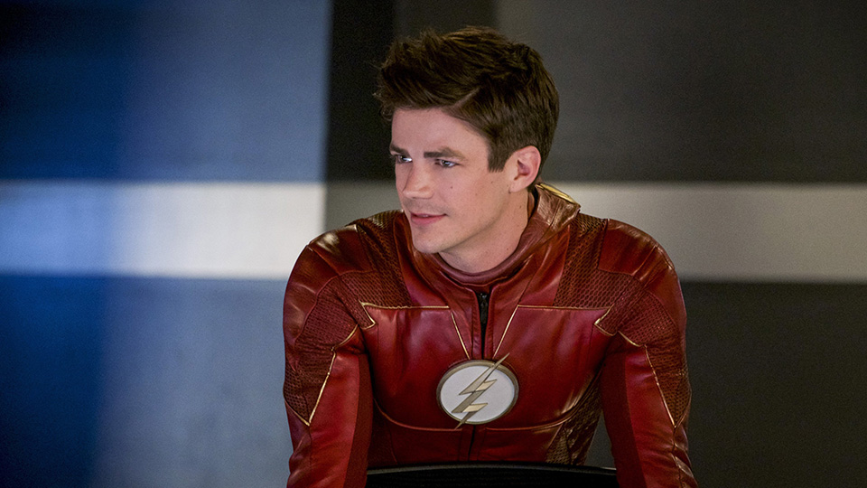 The Flash 4x23 We Are the Flash - Grant Gustin as Barry Allen
