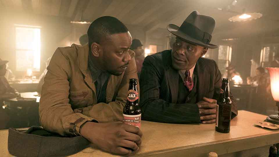 Timeless 2x06 The King of the Delta Blues