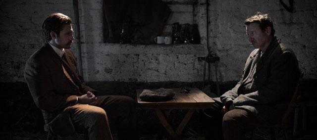 Alex Pettyfer and Robert Więckiewicz - The Last Witness (Signature Entertainment)