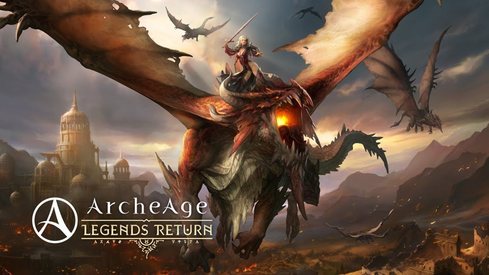 ArcheAge: Legends Return