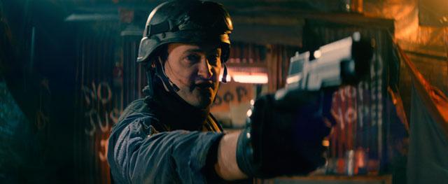 Ben Shafik in Genesis (Lionsgate UK)