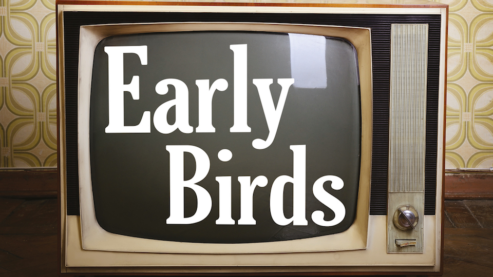 Cast announced for Birds of a Feather writers' new play Early Birds