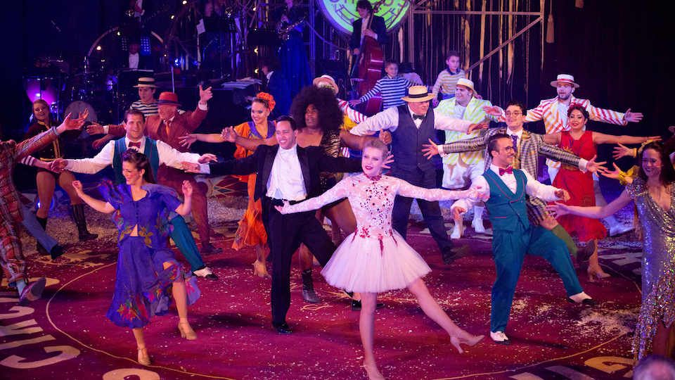 Giffords Circus My Beautiful Circus review