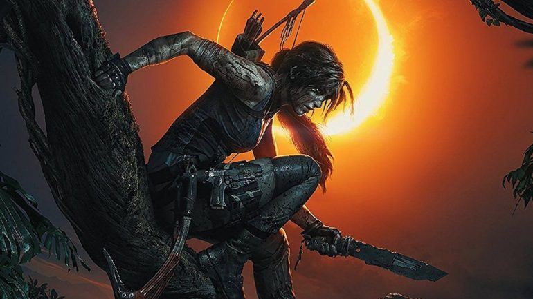E3 2018 Watch The Shadow Of The Tomb Raider Gameplay Trailer
