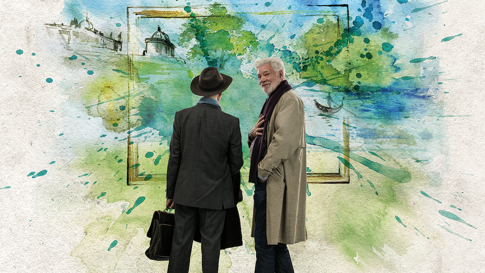 Alan Bennett's The Habit Of Art starring Matthew Kelly to tour UK