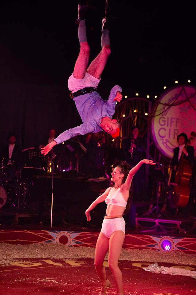 Giffords Circus Chiswick