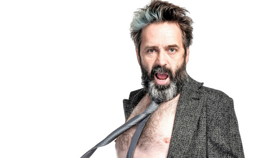 Comedian Phil Nichol takes his critically acclaimed show Your Wrong on tour this September