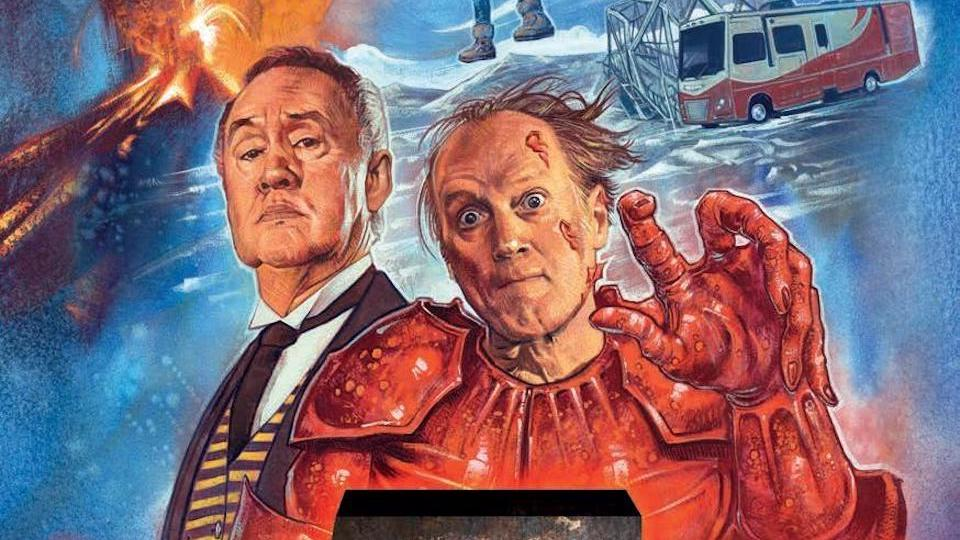 Vulcan 7 starring Adrian Edmondson and Nigel Planer