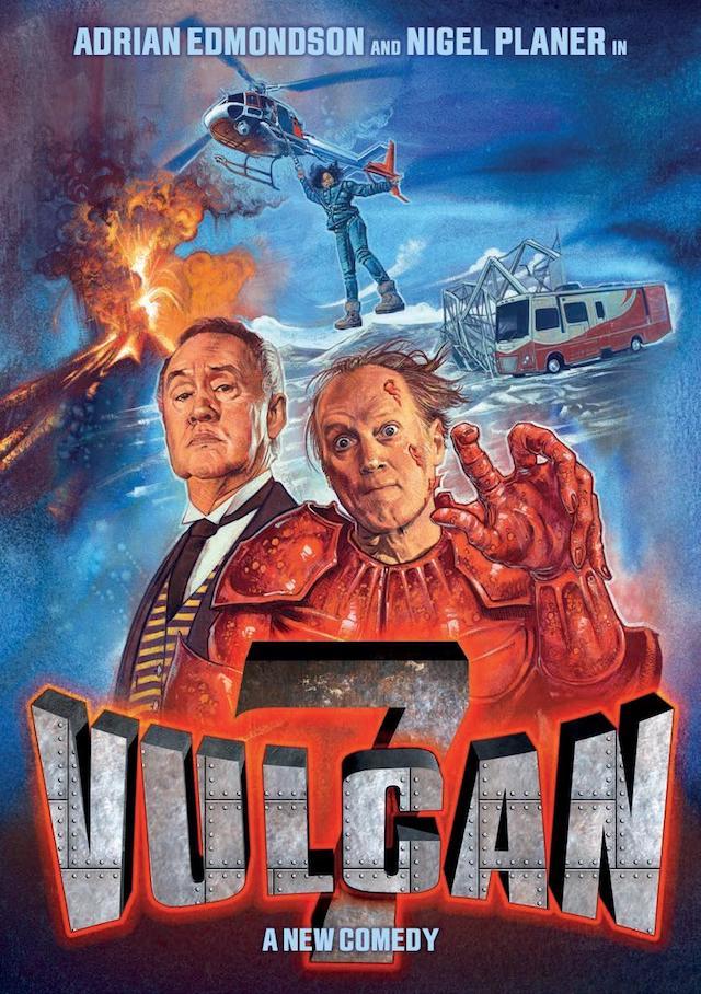 Vulcan 7 starring Adrian Edmondson and Nigel Planer