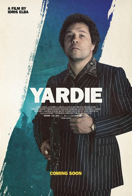 Yardie Character Artwork Rico
