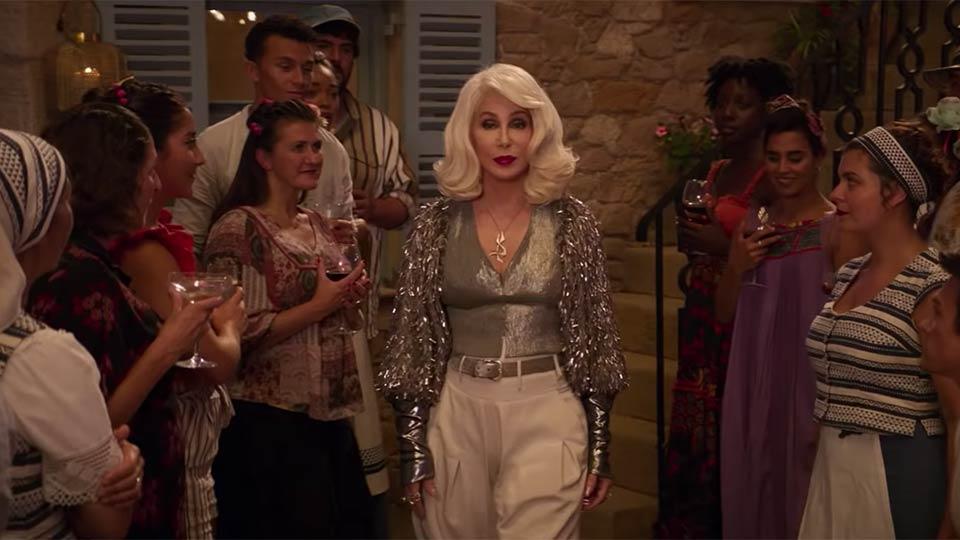 Mammia Mia! Here We Go Again - Cher