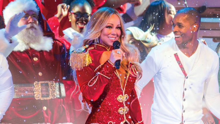 mariah carey live nation - Mariah Carey All I Want For Christmas Live
